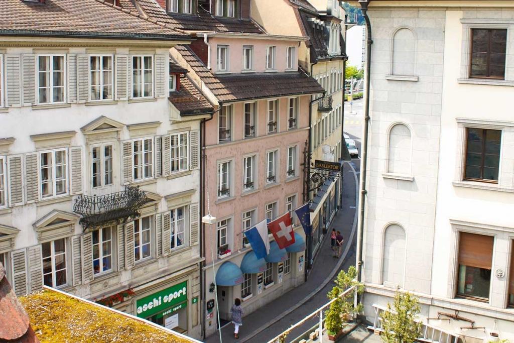 Aussicht auf die Altstadt