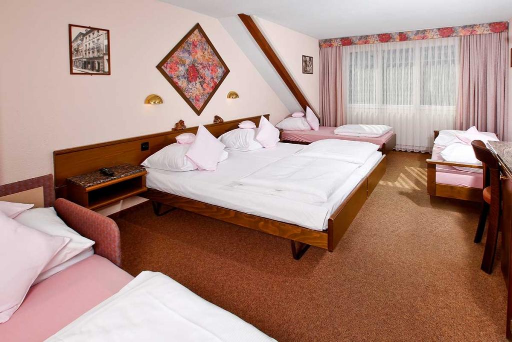 BASLERTOR SUMMER POOL HOTEL Zimmer 5 Personen
