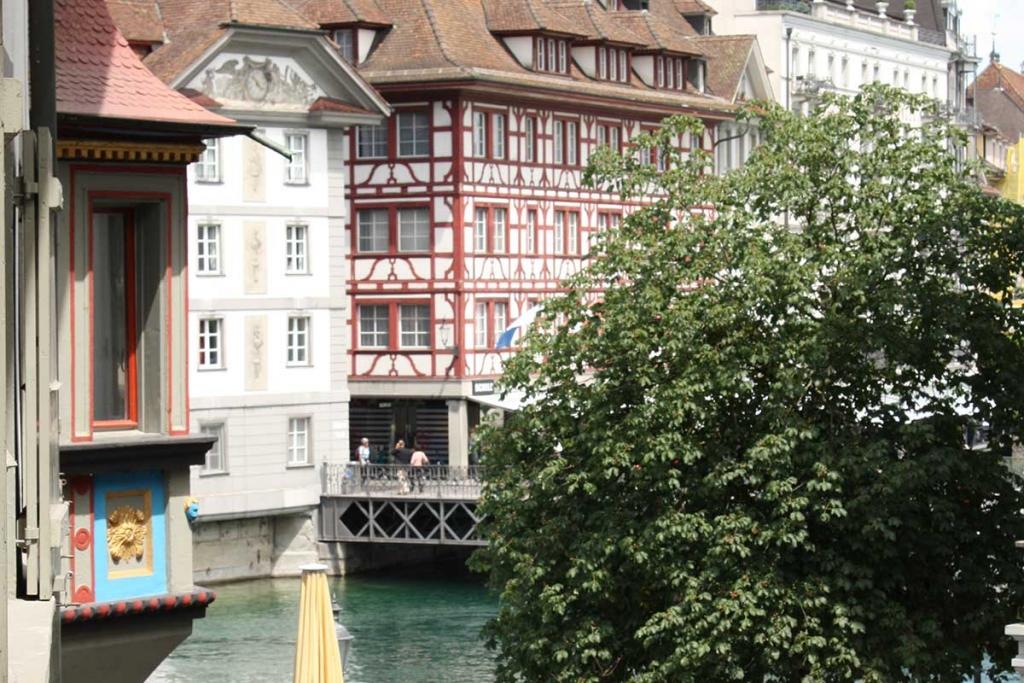 Aussicht vom Baslertor auf die Altstadt