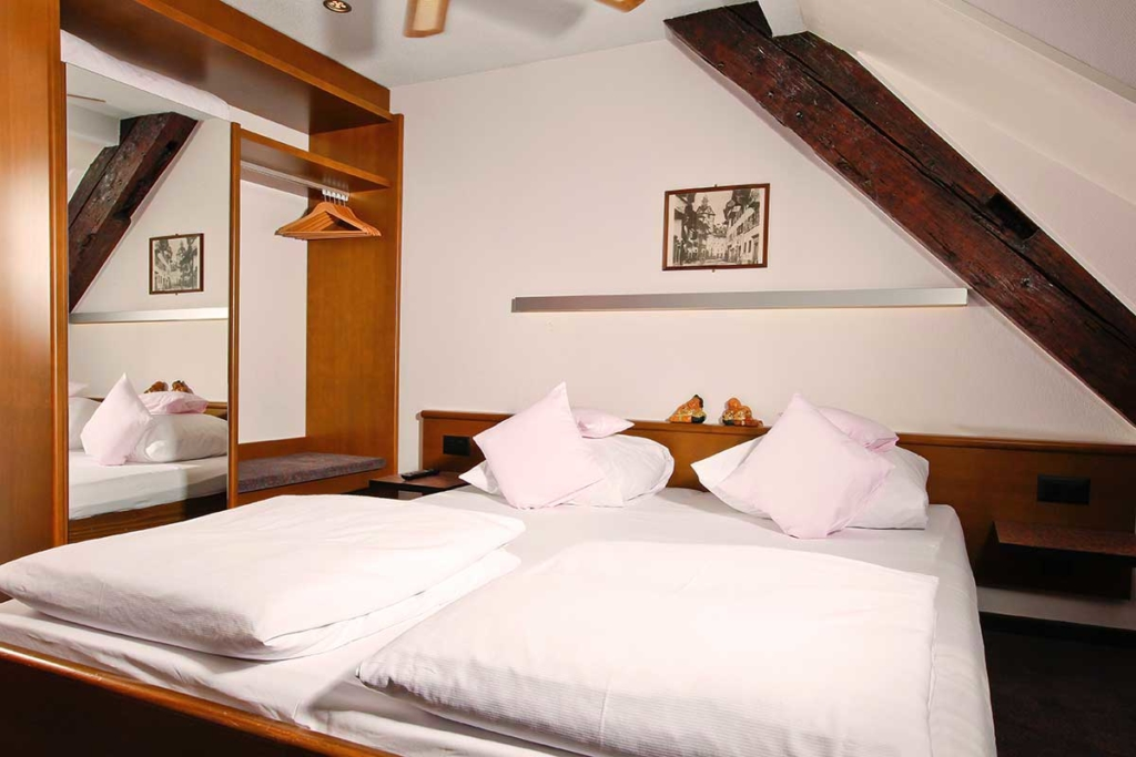 ROESLI GUEST HOUSE Zimmer 2 Personen